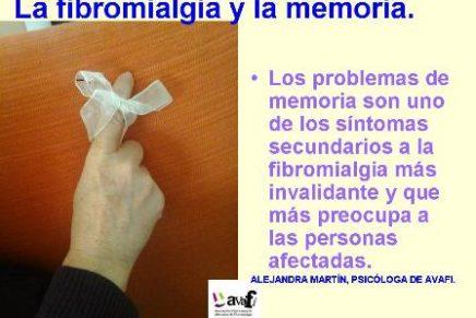 La fibromialgia y la memoria