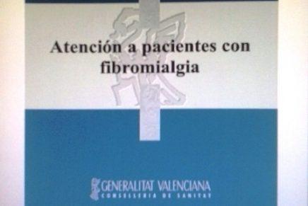 Atención a pacientes con Fibromialgia-Consellería de Sanitat