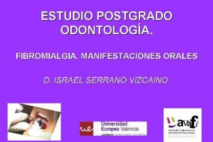 Fibromialgia. Manifestaciones orales