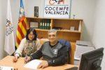 Cocemfe Valencia con Avafi por la ILP