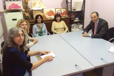Sr.Conseller de Sanitat visita Avafi