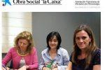 """Convenio Obra Social  """"la Caixa""""-Avafi"""