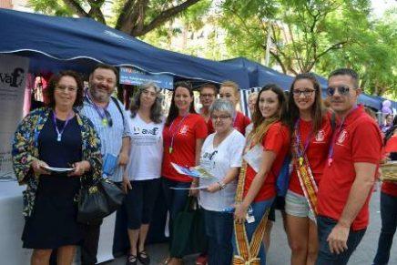Avafi en la VIII Feria de la Salud de Moncada