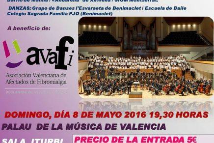 Concierto Benéfico Avafi- 2016