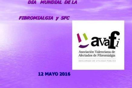 Actos Avafi Día Mundial Fibromialgia y SFC