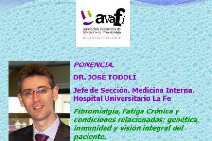 Fibromialgia, Síndrome de fatiga crónica y condiciones relacionadas