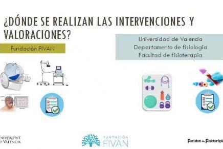 Estudio HBOT, TMS y EF. Universidad de Valencia.