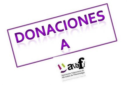 Donaciones a Avafi