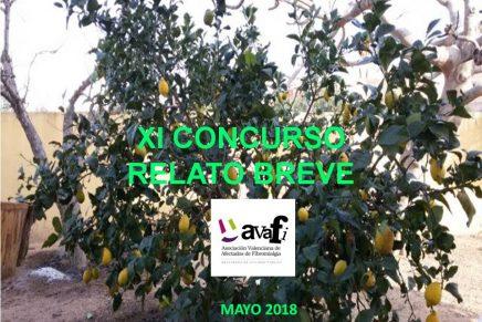 XI Concurso Relato Breve Avafi- 2018
