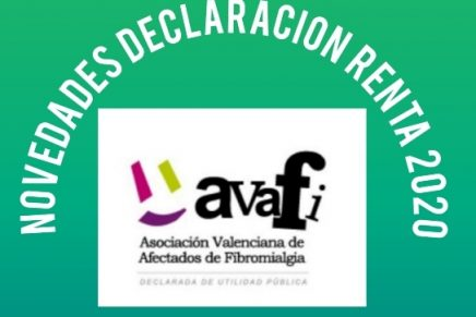 Novedades IRPF Avafi 2020